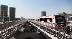 昆明市轨道交通2号线二期工程
